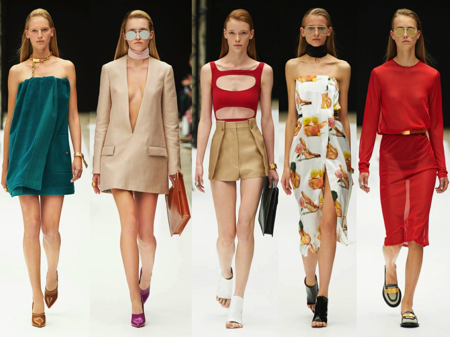 2015 NYC Spring Fashion Week: The Top Four Sassiest Trends