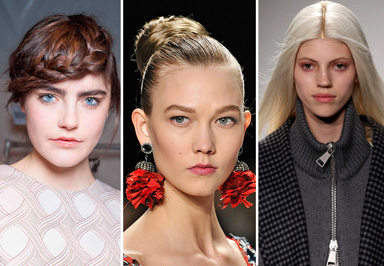 #ManeMonday: 2015 NYFW Top Hair Colors