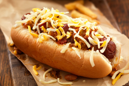 Chili Dog day July 27th