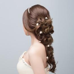 Bridal Hair 2018 pic 4
